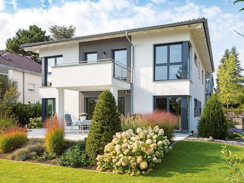 Vorteile Fertighaus Haus von Weberhaus