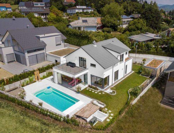 Kundenhaus Steinen-Haegelberg von Bittermann Weiss aussen