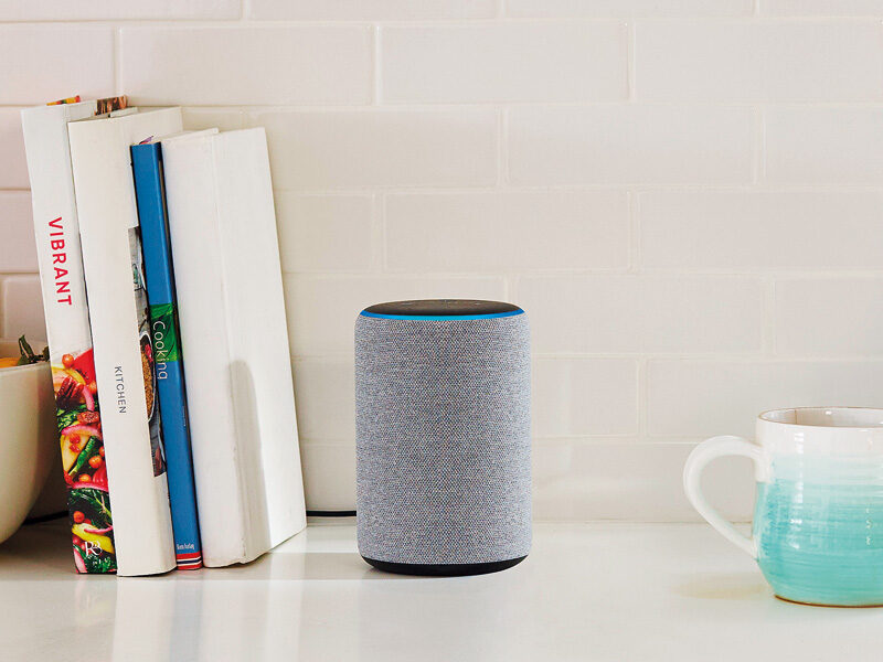 Auch Geräte der Echo-Serie können für ein Multiroom System eingesetzt werden.