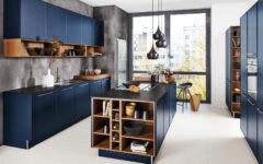 Farbe in der Küche Nolte Carisma