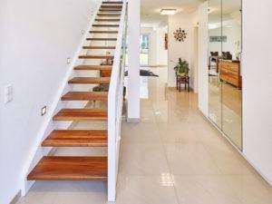Haus Haberer von Fertighaus Weiss Treppe