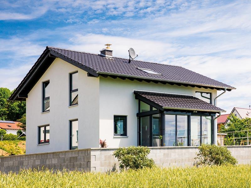 Musterhaus Medley 310 A von Fingerhaus