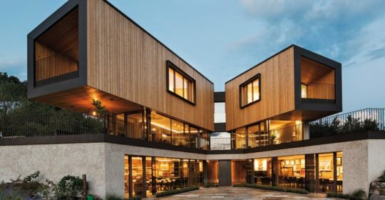 Architektenhaus von Rubner Haus