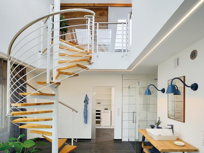 MH Fellbach Keitel Sportstudio Treppe