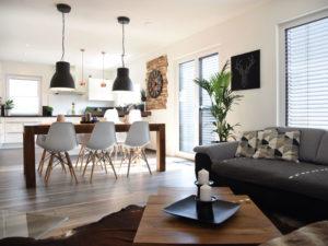 Living-Haus Kundenhaus Mikula Langner Kochen Essen Wohnen