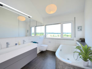 Haus Landhege Keitel Haus Bad