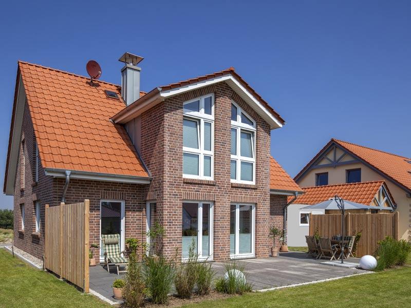 Haus Clemens von Baumeister-Haus -Terrasse