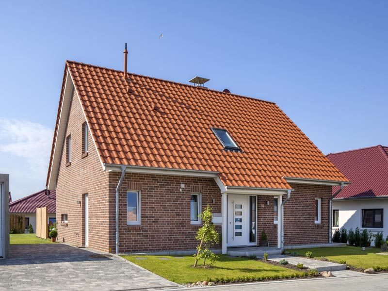 Haus Clemens von Baumeister-Haus _Vorderansicht