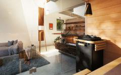 Wellness zu Hause mit der Sauna Aurora
