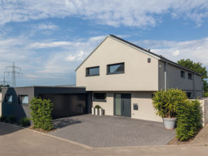 Haus Achenbach von Baumeister-Haus -Eingang