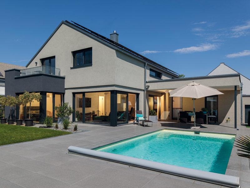 Haus Achenbach von Baumeister-Haus -Außen
