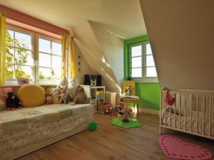 Haus Denker von Baumeister-Haus. Kinderzimmer