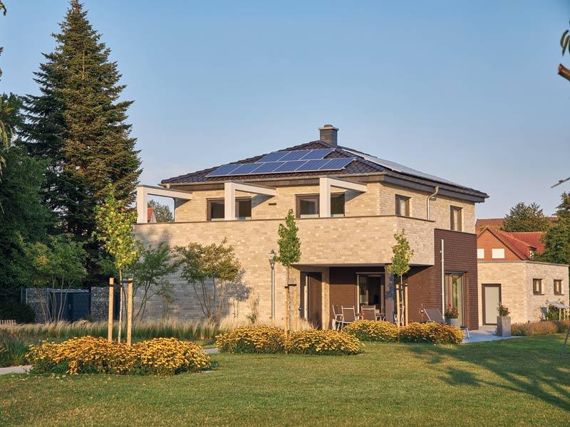 Haus Elberfeld von Baumeister-Haus. Außenansicht