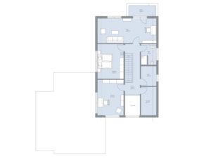 Haus Achenbach von Baumeisterhaus -DG