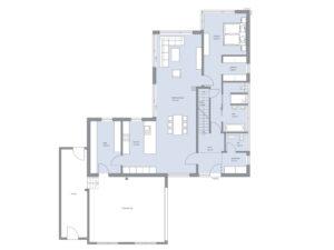 Haus Aschenbach von Baumeister-Haus -EG