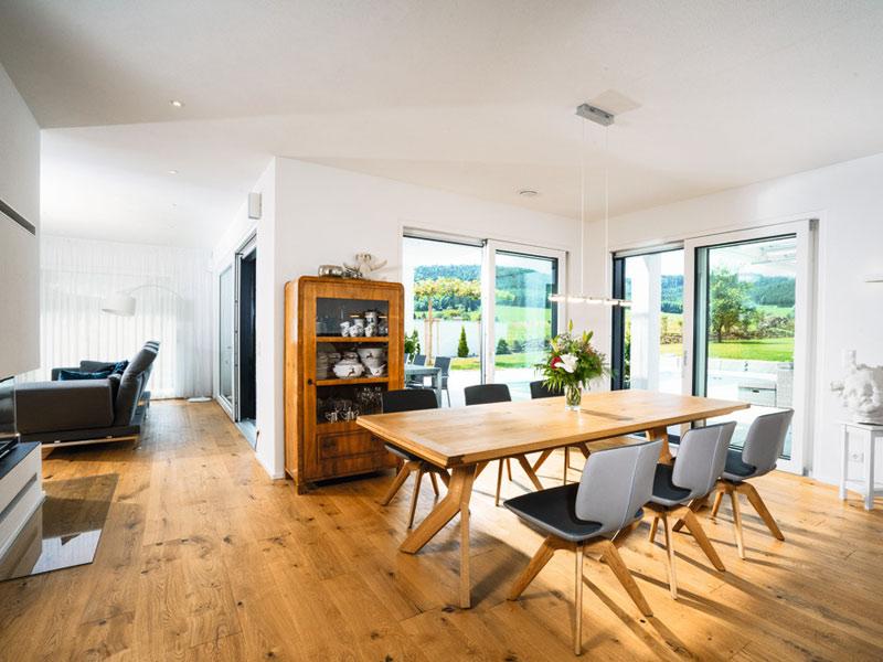 Kundenhaus Lessing von Weber-Haus - Wohnen
