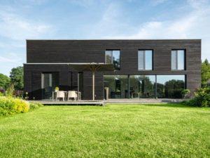 Einfamilienhaus Poppe von Weberhaus -Garten
