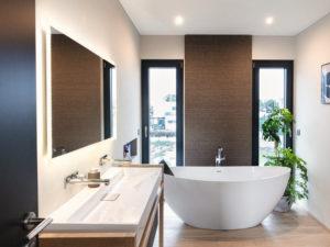 Kundenhaus Rossier von Weber-Haus - Bad