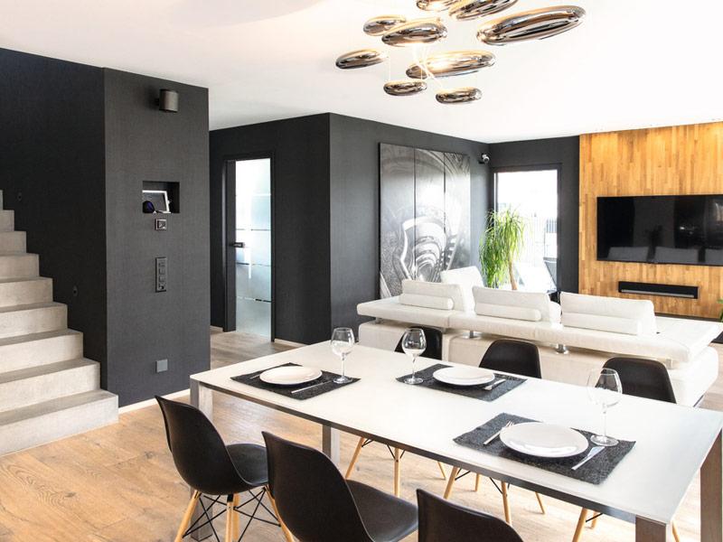 Kundenhaus Rossier von Weber-Haus -Wohnen
