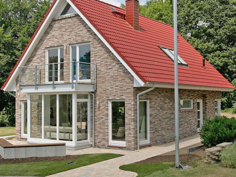 Musterhaus Bad Vilbel ProArt 145 von Prohaus aussen