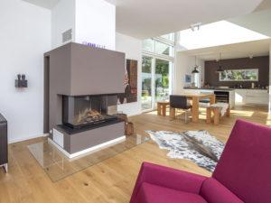 Haus Hildebrand von Baumeister-Haus - Kochen-essen-Kamin