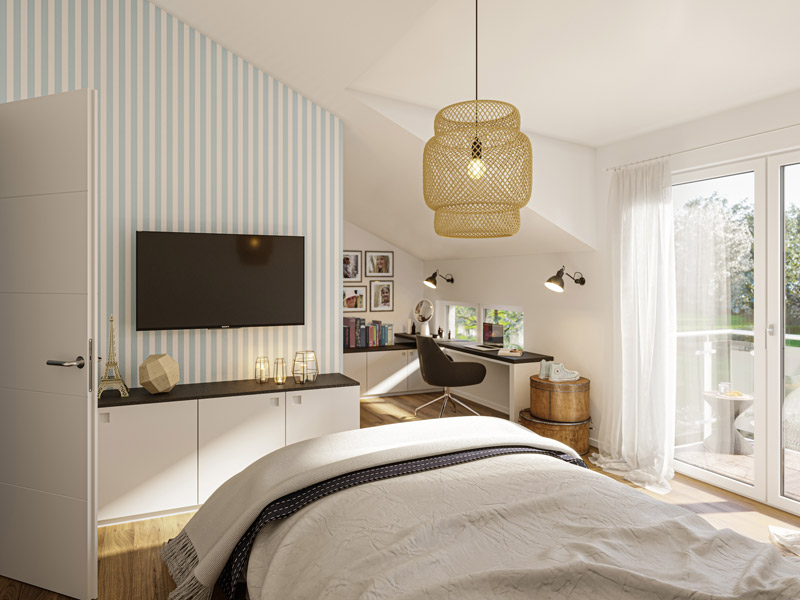 Schlafzimmer SOLUTION 125