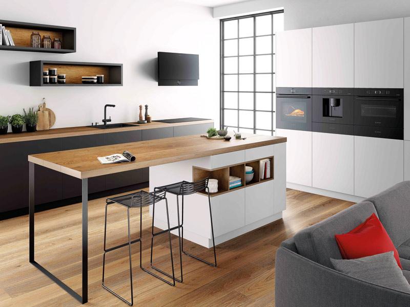 Profiküche für zuhause von Bosch