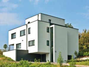Haus Collmann von Baumeister-Haus. Außen