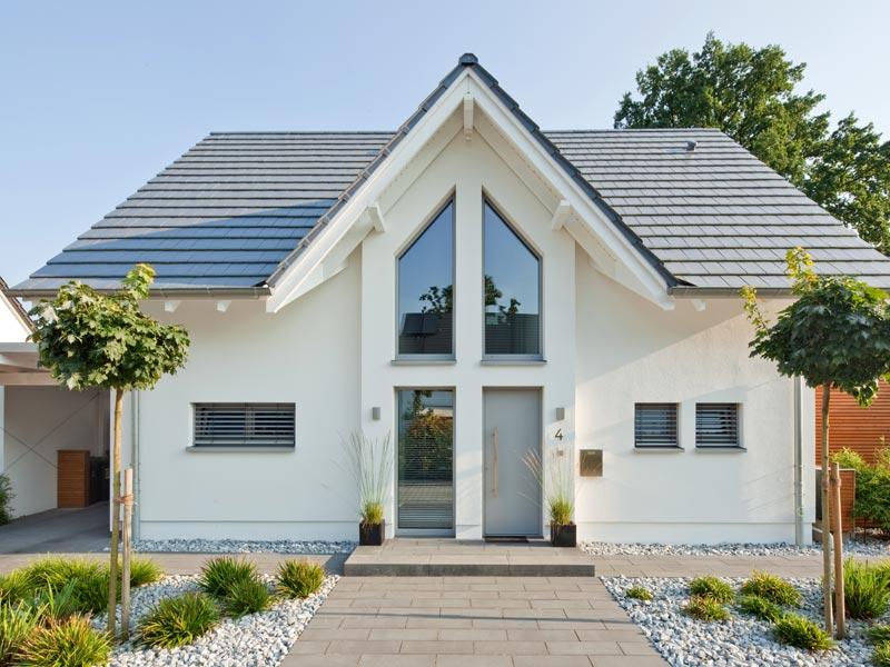 Haus Westermann von Baumeister-Haus. Ansicht Straße