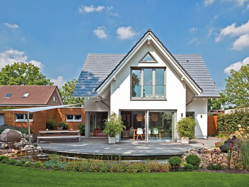 Haus Westermann von Baumeister-Haus. Garten
