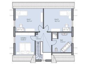 Haus Brede von Baumeister-Haus -DG