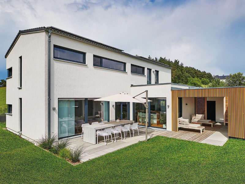 Entwurf Schlehengrund von Keitel Haus