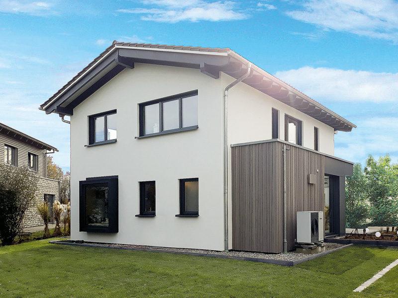 Musterhaus Point von Lehner Haus