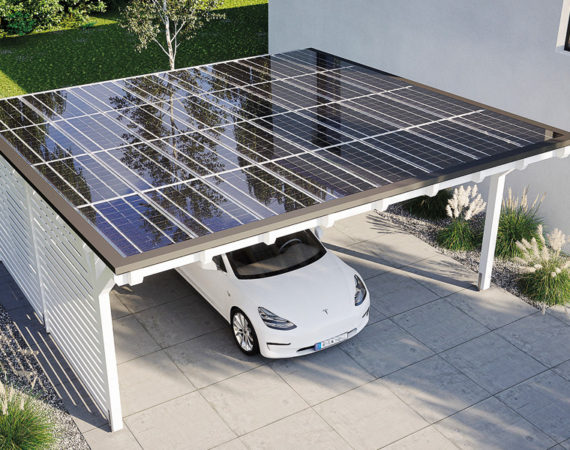 Carport Solarcarport